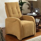 Brentwood Microfiber Ergonomic Recliner