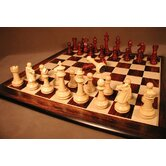 Meghdoot Bud Rosewood Chess Set