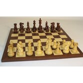 Rosewood Executive Chess Set