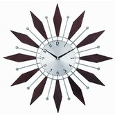 The Harper Sunburst Clock