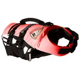 DFD-Micro Dog Floatation Jacket Device in Red