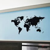 World Map - Set of 2