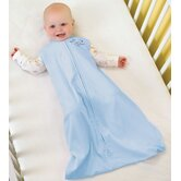 100% Cotton SleepSack™ Wearable Blanket in Baby Blue
