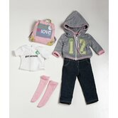 18&quot; Doll Clothes Girl Scout Trendy Ensemble