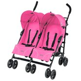 Facile Twin Stroller