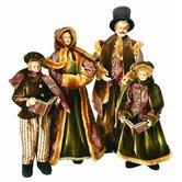 Deluxe Dickens Family Figurine Set