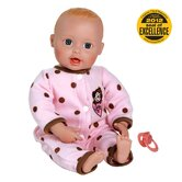 Adora &quot;Giggle Time Baby&quot; Doll with Light Skin Tone/ Blonde Hair/Blue Eyes
