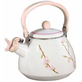 Coordinates 2.2-qt. Whistling Tea Kettle