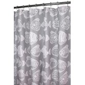 Fish School Shower Curtain