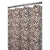 Zebra Stall Shower Curtain