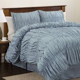 Venetian Comforter Set in Blue