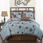 Flourish Garden 7 Piece Comforter Set