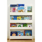 The Tidy Books Childrens Bookcase (White No Letters)