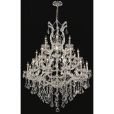 Maria Theresa 28 Light Chandelier