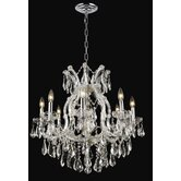 Maria Theresa  9 Light Chandelier