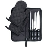 KitchenWorthy 7 Piece Chef Set