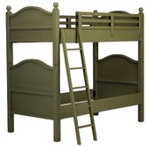 Taylor Cottage Hampton Twin over Twin Bunk Bed
