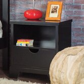 Andie and Ricki 1 Drawer Nightstand