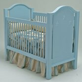 Taylor Cottage Hampton Star Convertible Crib