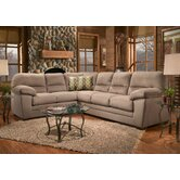 Bristol Padded Sleeper Sectional