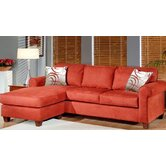 Hanna Acrylic Sectional