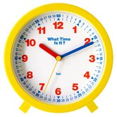 What-Time-Is-It Learning Clock