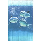 Tri Dolphin Curtain