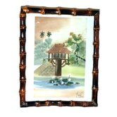 Root Bamboo Picture Frame