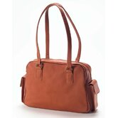 Vachetta Cell Phone Handbag in Tan