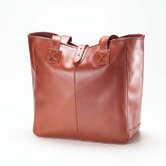Bridle Oversized Tote in Cognac