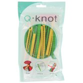 25 Count Q Knot Multi Purpose Reusable Tie