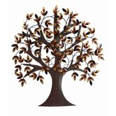 Metro Elite Metal Tree Wall Décor