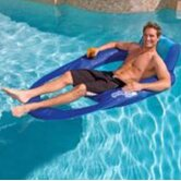 Extra Large Spring Float Recliner