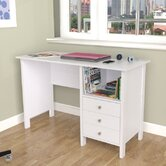 Laura Computer Desk with Shelf