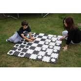 Jumbo Garden Draughts Games