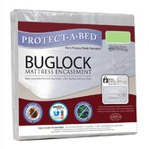 Buglock Bed Bug Proof Mattress Encasement in White