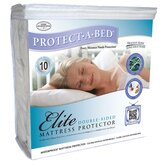 Elite Double-Sided Waterproof Fitted Sheet Style Mattress Protector