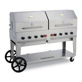 60&quot; Grill Natural Gas
