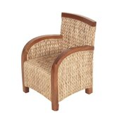 Childrens Amy Solid Side Armchair