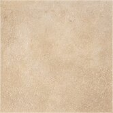 DuraCeramic 15-5/8&quot; x 15-5/8&quot; Earthpath Vinyl Tile in Sunny Clay