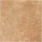 DuraCeramic 15-5/8&quot; x 15-5/8&quot; Earthpath Vinyl Tile in Baked Clay