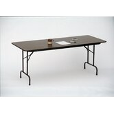 Small High Pressure Folding Tables with 5/8&quot; Core