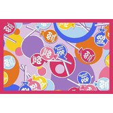 Tootsie Roll Pop Kids Rug