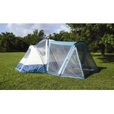 Meadow Breeze Screen Porch Tent in Legion Blue / Gray Sand / Wasabi