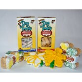 &quot;Daffodils in Bloom&quot; Dog Treat Gift Set (158-Pack)