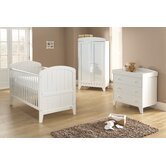 Oakhill Three Piece Room Set in White
