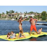 Floating Foam Pad for Water Recreation and Relaxing