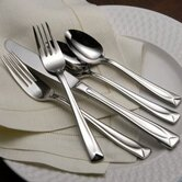 Lincoln 45 Piece Flatware Set
