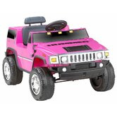 Hummer in Pink