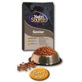 Senior Chicken and Rice Dry Dog Food